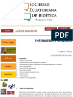 Enfermeria y Bioética