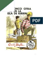 Enid Blyton - Los Cinco 05 - Los Cinco Otra Vez en La Isla Kirrin