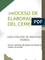 4.0 Produccion Del Cemento