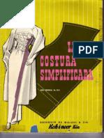 12.- La Costura Simplificada