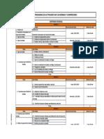 Programacion Bombas y Compresores I-2015