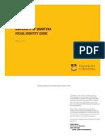 University of Manitoba Visual Identity Guide