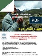 Cambio Climático y Minería - Abancay - 06.03.2010