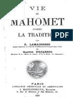 Lamairesse E - Dujarric Gaston - Vie de Mahomet d apres la tradition - Tome I.pdf