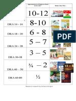 book volume chart