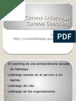 Cursos Liderazgo - Cursos coaching