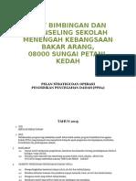 Perancangan Pelan Startegik Dan Operasi Ppda Smk Bakar Arang 2015