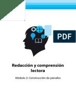 Redaccion Y COMPRENSION DE LECTURA