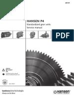 HANSEN P4 Service Manual