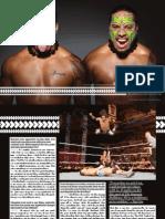 WWE Magazine Interview