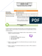 Guion Aprendizaje HTML 1