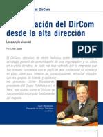 Entrevista_DirCom_Javier_Manzanares - Dircom y Economia