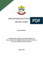 Watikah Perlantikan Pengawas 2015