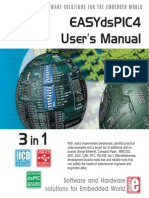 EasyDspic4 Manual
