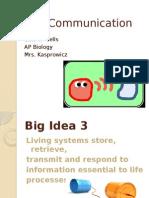 Unit 4 Cell Communication