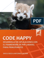 Laravel Codehappy Español