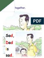 Year 1 Unit 6 ( Dad is Sad )