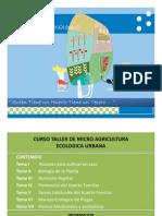 Curso Taller de Micro Agricultura Ecologica Urbana (1)