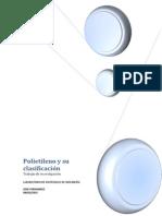 polietilenos clasificación