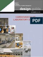 Cardiovascular Laboratory Design