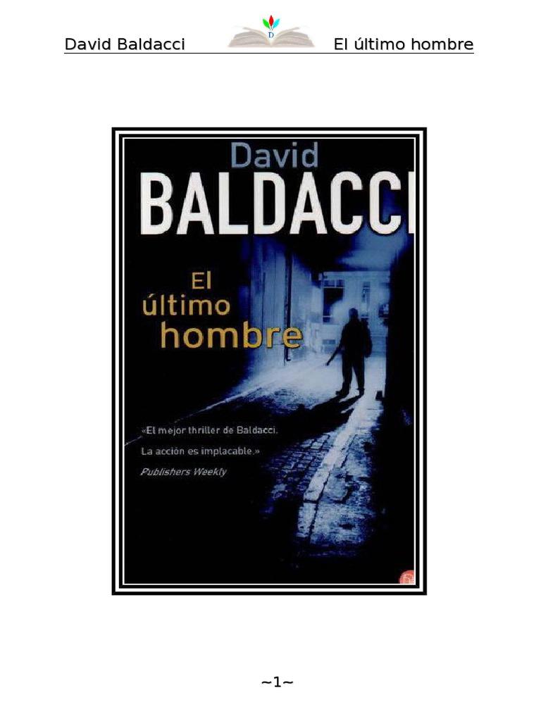 bfe2353bc0393b Baldacci David - El Ultimo Hombre | Munición | Francotirador