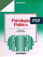 Seoane Et Al 1988 Psicologia Politica