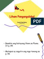 Mga Uri ng Liham Pangangalakal