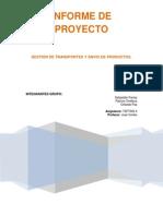 Informe. Finaltransnet Final