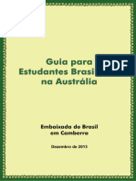 Guide for Brazilian Students in Australia