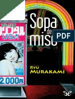 Murakami, Ryu - Sopa de Miso