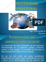 Competitividad Internacional