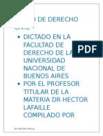Curso de Derecho Civil Trabajo