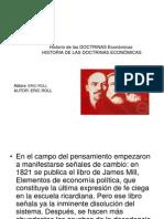 Historia de Las Doctrinas