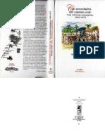 Servando Ortoll, Con novedades del camino real, Tres crónicas extranjeras, 1869 - 1873