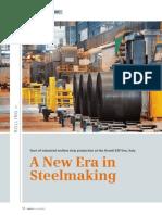 New Era in Steelmaking