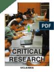 Crit Research Handbook