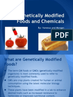 genetically modified foods presentation