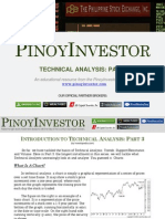 PinoyInvestor Academy - Technical Analysis Part 3