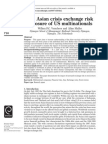 The Asian Crisis Exchange Risk Exposure of US multinationals.pdf