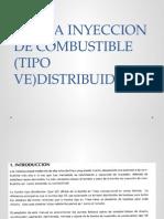 BOMBA INYECCION DE COMBUSTIBLE (TIPO VE)DISTRIBUIDOR.pptx