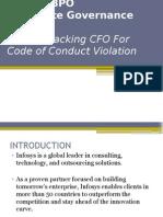 11. INFY Corporate Governance