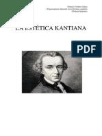 La Estetica de Kant