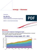 8. Renewable Energy - Biomass