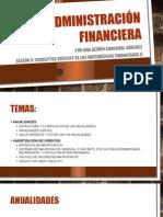 Administración Financiera, Sesión 3 [Autoguardado]