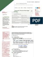 Tutorial Searching _ Pencarian Data Dengan PHP Dan Mysql