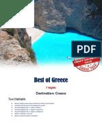 Best of Greece Summer'15