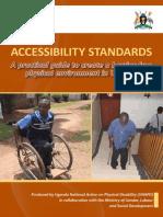 Uganda Accesssbility Standards