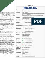 Nokia - Wikipedia, The Free Encyclopedia
