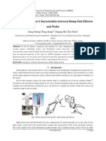 Research on Contact Characteristics between Bump End Effector and Wafer