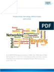 Wireless Mesh Networking (WMN) Market